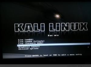 《安装Kali-Linux和Windows构成双系统》