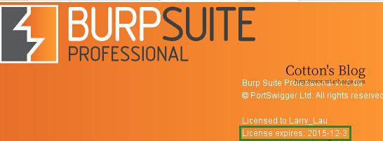 《Burp Suite v1.6.09破解版下载》